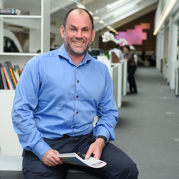 Andrew Warrack, Partner at Hoare Lea