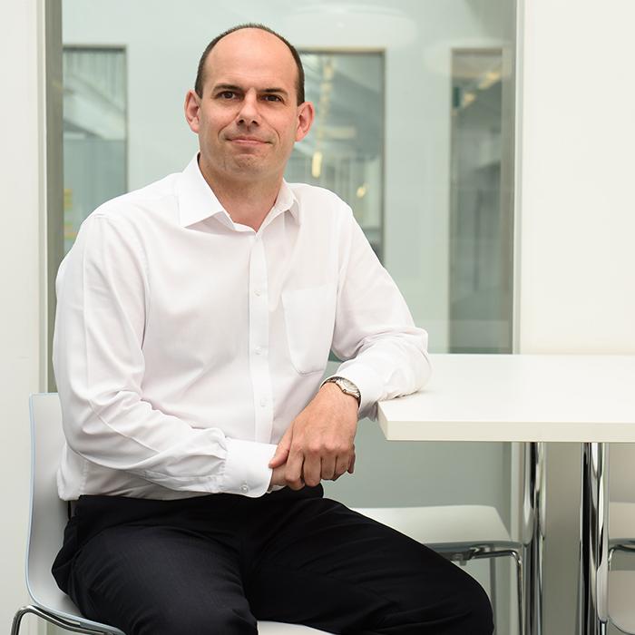 Clive Williamson, Partner at Hoare Lea