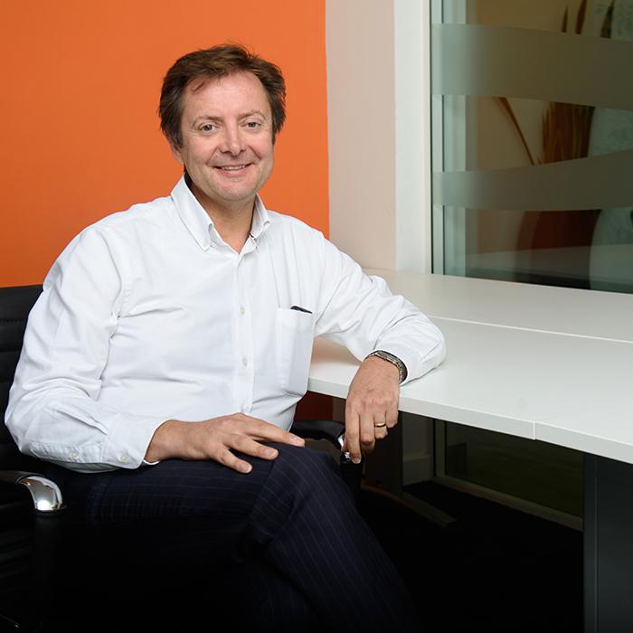 Ian Billington, Partner at Hoare Lea