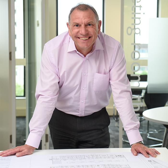 Ian Cowley, Partner at Hoare Lea