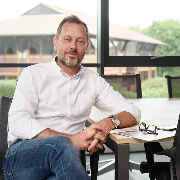 Phil Grew, Partner at Hoare Lea
