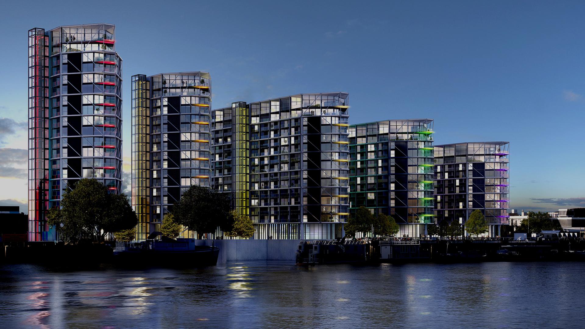 Riverlight, London