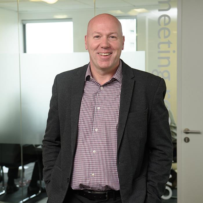 Simon Averill, Partner at Hoare Lea