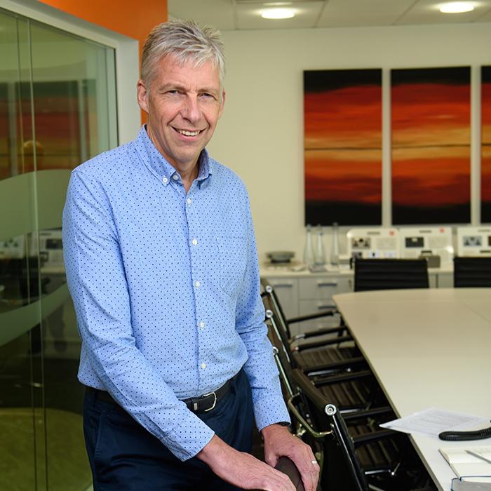 Steve Harrison, Partner at Hoare Lea