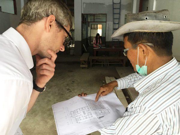 Planning Yangon