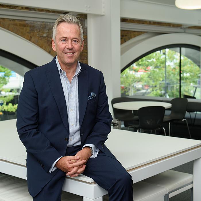 Simon Russett, Partner at Hoare Lea