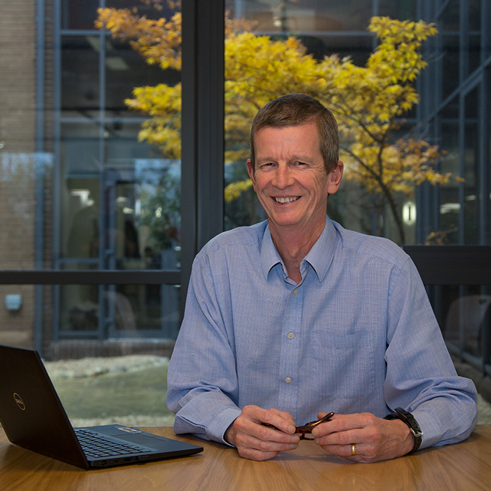 David Sworder, Partner at Hoare Lea
