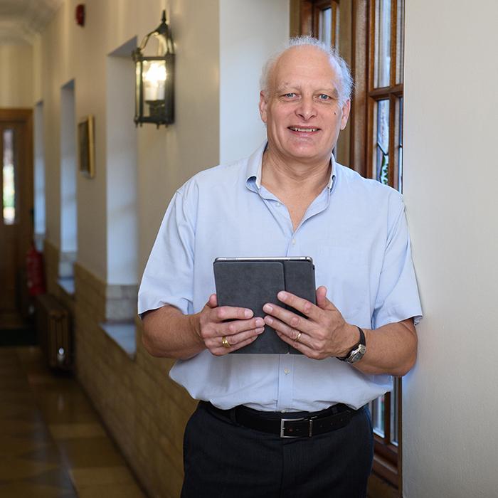 Rupert Horne, Partner at Hoare Lea