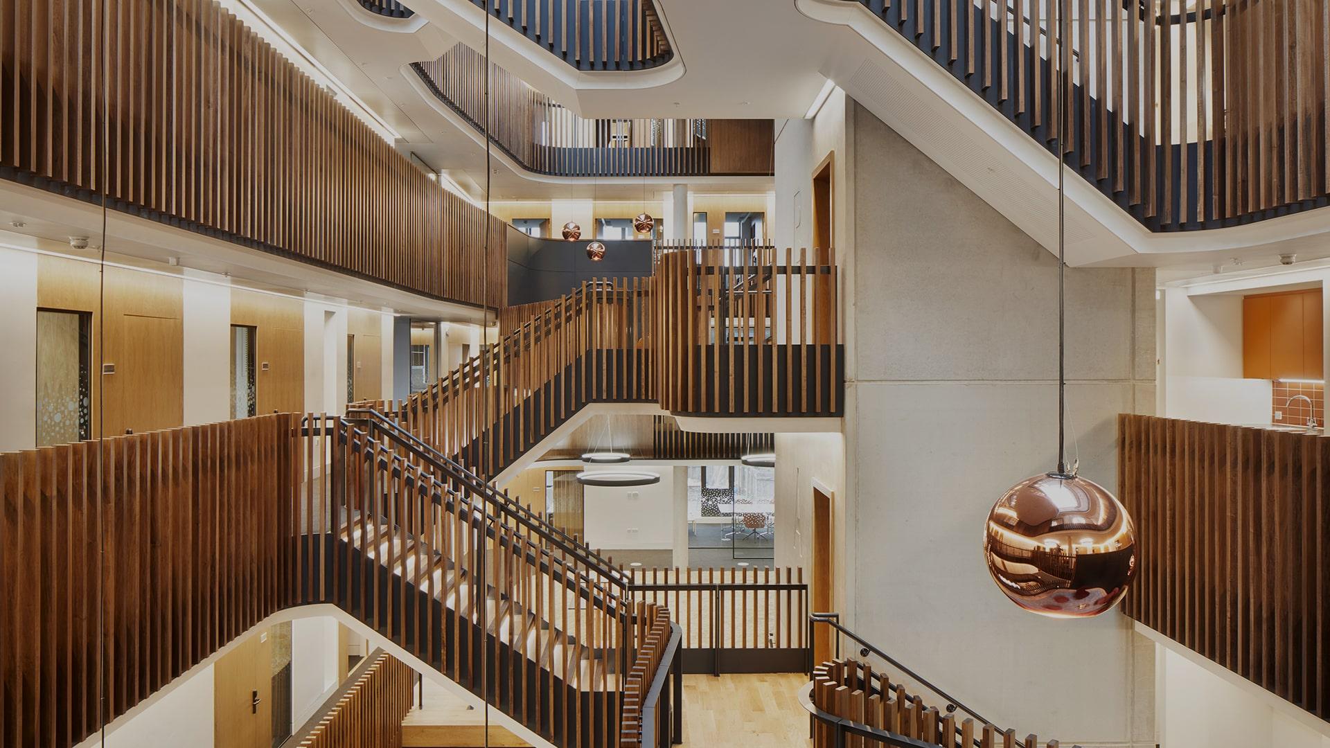 Beecroft Building office spaces