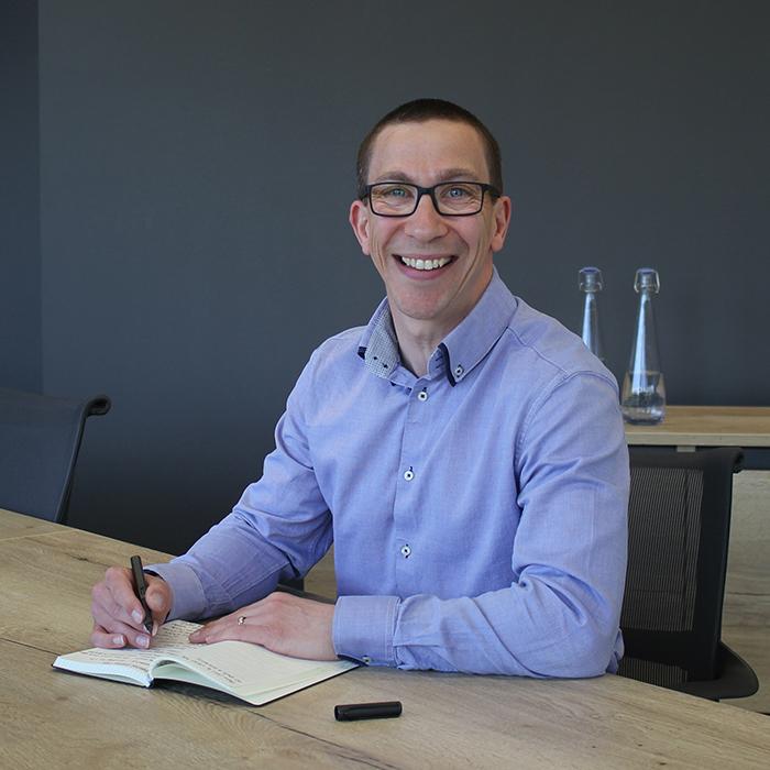 Richard Monksmith, Partner at Hoare Lea
