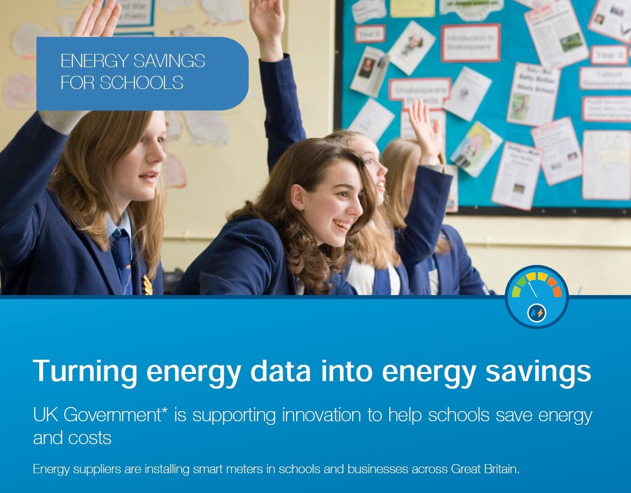 Turning energy data into energy savings